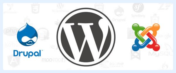 Почему WordPress а не другая CMS