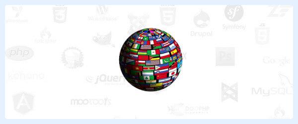 Локализация самописного сайта средствами WordPress