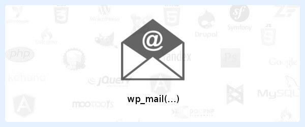 Как программно отправить письмо в WordPress`ce
